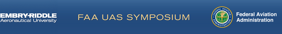 FAA UAS Symposium – Presenter Biographies