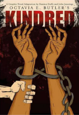 Cover to Kindred by Octavia Butler