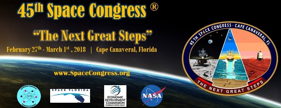 2018 Space Congress® Bios