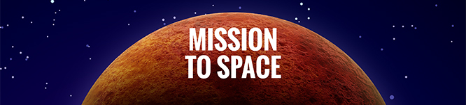 Mission to Space - WiSER 2017
