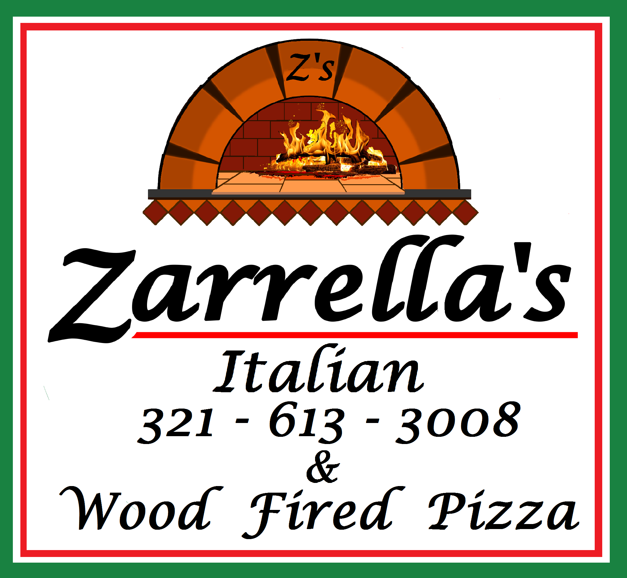 Zarrella's Itallian & Wood Fired Pizza