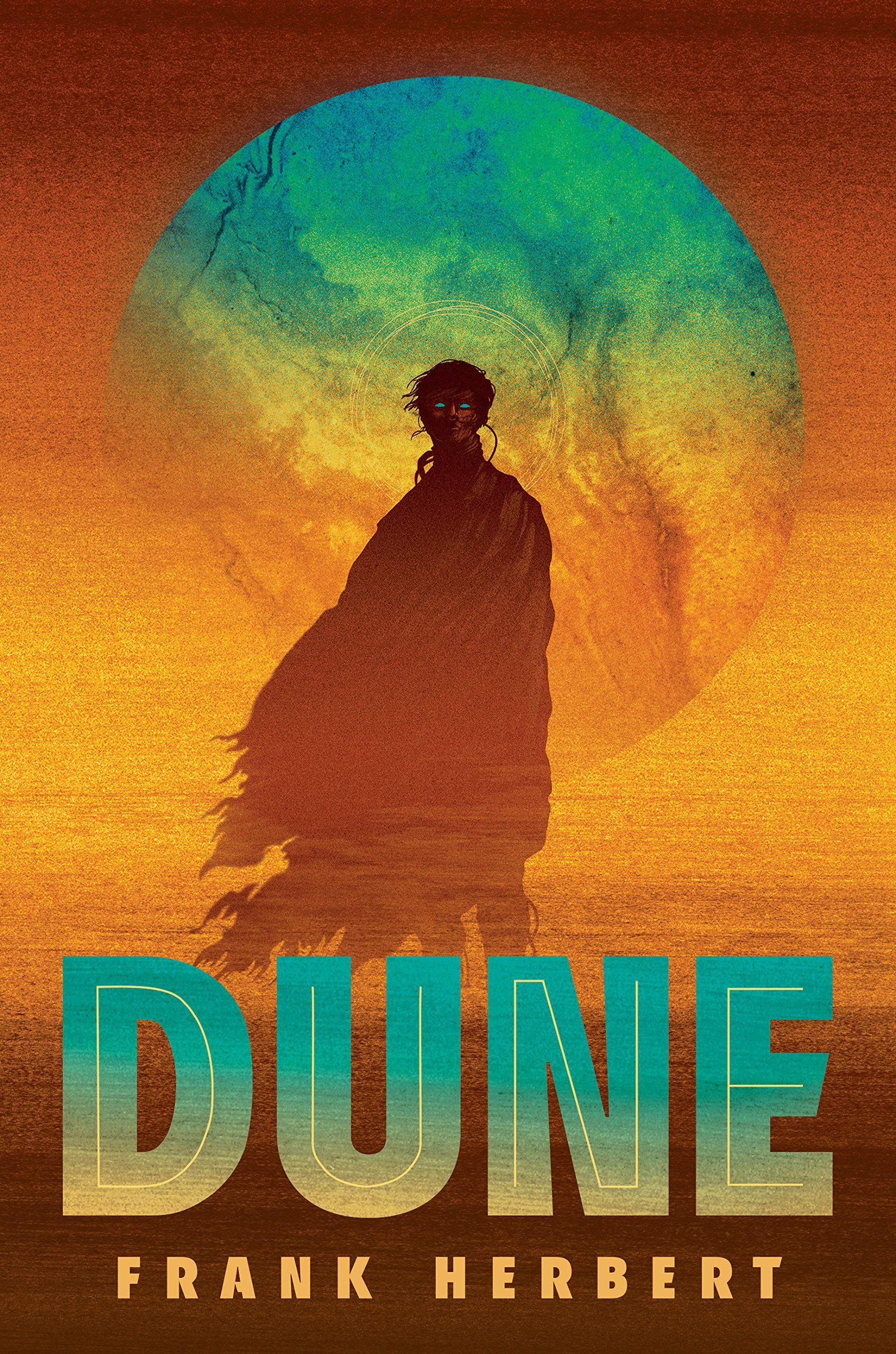 Cover to Dune by Frank Herbert