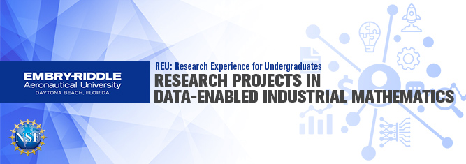 REU: Research Projects in Data-Enabled Industrial Mathematics