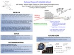 Technical Physics (PS 103/104) Refresh