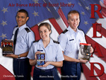 Air Force ROTC by Daryl R. Labello and Barbette Jensen