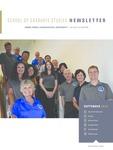 September 2018 School of Graduate Studies Newsletter by Antonio I. Cortés, Andrew Dattel, Haydee M. Cuevas, Madhur Bharat Gupta, Steven Singleton, Jasleen Kaur, Mohamed Rostom, Katie Esguerra, Dothang Truong, and Don Metscher
