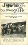 The Embry-Riddle Company Sky Traffic 1928-11 by The Embry-Riddle Company