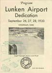 Lunken Airport Dedication by The Embry-Riddle Company