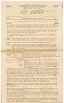 Embry-Riddle Fly Paper 1940-11-15 by Embry-Riddle School of Aviation