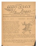 Embry-Riddle Fly Paper 1941-12-11 by Embry-Riddle School of Aviation
