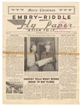 Embry-Riddle Fly Paper 1941-12-25 by Embry-Riddle School of Aviation