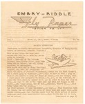 Embry-Riddle Fly Paper 1941-03-17