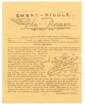 Embry-Riddle Fly Paper 1941-04-21