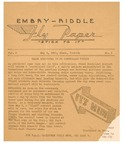 Embry-Riddle Fly Paper 1941-05-05