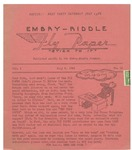 Embry-Riddle Fly Paper 1941-07-08