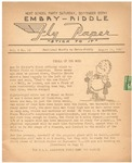 Embry-Riddle Fly Paper 1941-08-19