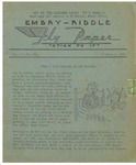 Embry-Riddle Fly Paper 1941-10-08 by Embry-Riddle School of Aviation