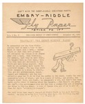 Embry-Riddle Fly Paper 1941-11-26 by Embry-Riddle School of Aviation