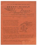 Embry-Riddle Fly Paper 1941-12-03 by Embry-Riddle School of Aviation