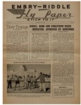 Embry-Riddle Fly Paper 1942-08-20 by Embry-Riddle School of Aviation