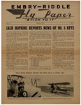 Embry-Riddle Fly Paper 1943-06-04 by Embry-Riddle School of Aviation
