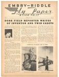 Embry-Riddle Fly Paper 1943-03-26
