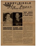 Embry-Riddle Fly Paper 1943-07-30 by Embry-Riddle School of Aviation