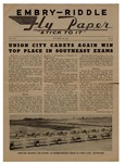 Embry-Riddle Fly Paper 1943-10-29 by Embry-Riddle School of Aviation
