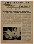 Embry-Riddle Fly Paper 1943-04-16 by Embry-Riddle School of Aviation