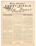 Embry-Riddle Fly Paper 1943-12-24 by Embry-Riddle School of Aviation