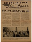 Embry-Riddle Fly Paper 1944-03-17 by Embry-Riddle School of Aviation