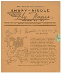 Embry-Riddle Fly Paper 1941-09-15