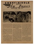 Embry-Riddle Fly Paper 1943-09-17 by Embry-Riddle School of Aviation