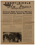 Embry-Riddle Fly Paper 1943-05-21 by Embry-Riddle School of Aviation