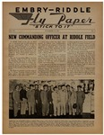 Embry-Riddle Fly Paper 1943-11-19 by Embry-Riddle School of Aviation