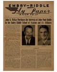 Embry-Riddle Fly Paper 1944-09-15 by Embry-Riddle School of Aviation
