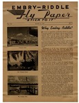 Embry-Riddle Fly Paper 1944-03-10 by Embry-Riddle School of Aviation