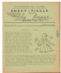 Embry-Riddle Fly Paper 1941-09-30 by Embry-Riddle School of Aviation