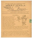 Embry-Riddle Fly Paper 1941-11-05 by Embry-Riddle School of Aviation
