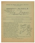 Embry-Riddle Fly Paper 1941-06-16