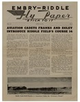 Embry-Riddle Fly Paper 1943-04-30 by Embry-Riddle School of Aviation