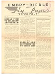 Embry-Riddle Fly Paper 1943-06-25 by Embry-Riddle School of Aviation