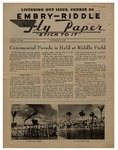 Embry-Riddle Fly Paper 1944-11-15 by Embry-Riddle School of Aviation