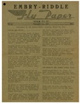 Embry-Riddle Fly Paper 1947-02