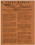 Embry-Riddle Fly Paper 1947-08