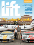 Lift 2012 Winter: Annual Report on Philanthropy: Winning Formula