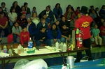 CAPOW Wagon Event - Winnebago Schools - Photograph 3 of 15 by Hank Lehrer and Brent D. Bowen
