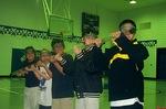 CAPOW Wagon Event - Winnebago Schools - Photograph 12 of 15 by Hank Lehrer and Brent D. Bowen