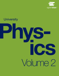 University Physics Volume 2 by Samual J. Ling, Jeff Sanny, William Moebs, Gerald Friedman, Stphen D. Druger, Alice Kolakowska, David Anderson, Daniel Bowman, Dedra Demaree, Edw. S. Ginsberg, Lev Gasparov, Lee LaRue, Mark Lattery, Richard Ludlow, Patrick Motl, Tao Pan, Kenneth Podolak, Takashi Sato, David Smith, Joseph Trout, and Kevin Wheelock