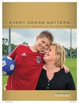 2012-2013 Annual Report on Philanthropy: Every Dream Matters